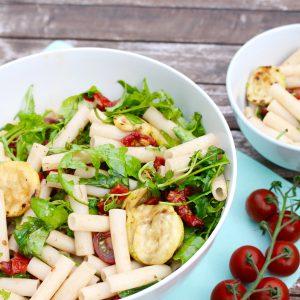 Mediterranean Noodle Salad