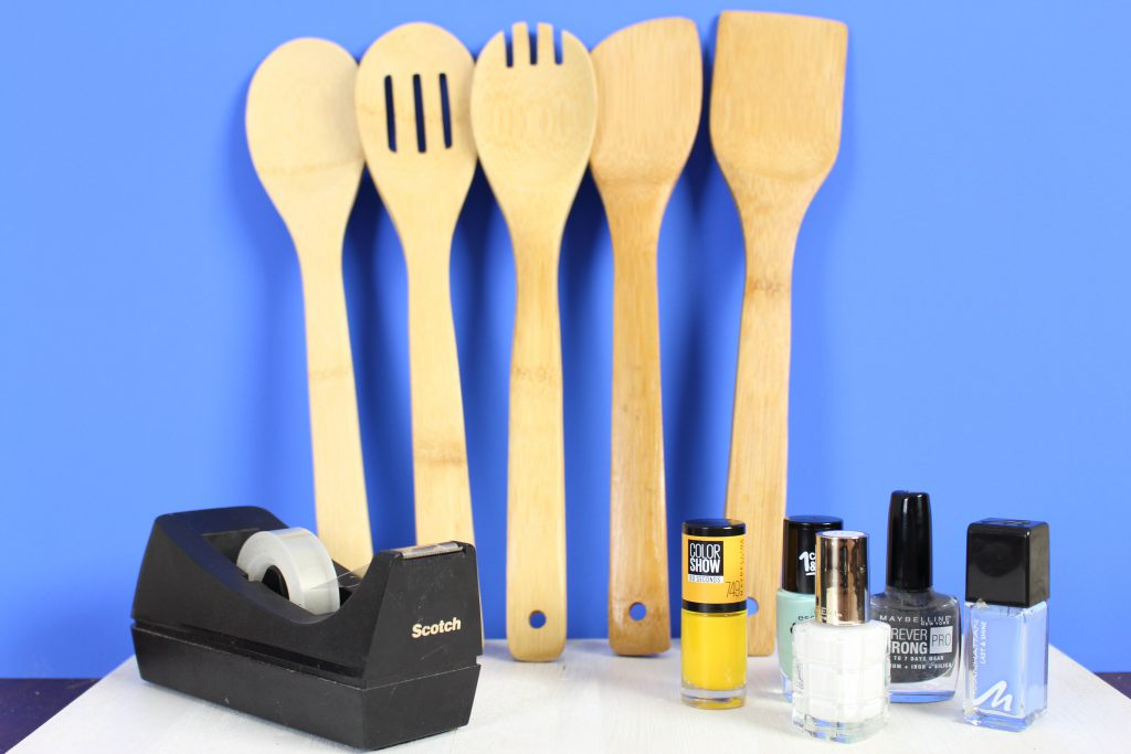 Wooden Spoon Make Over