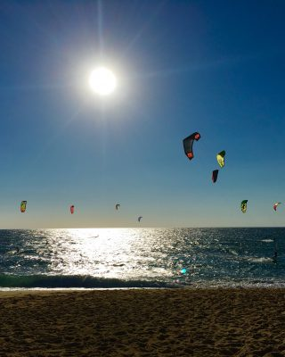 Kite Surf Workout