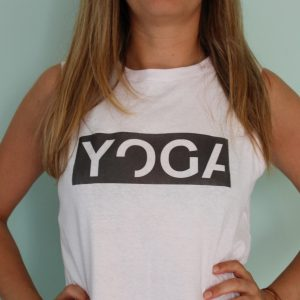 Yoga T-Shirt DIY